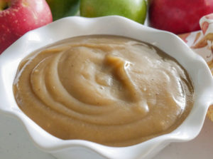 Allergen Free Apple Butter