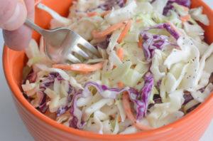 Allergen Free Coleslaw recipe