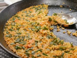 Authentic Vegetable Paella Recipe