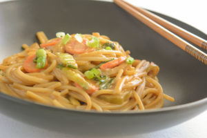 Vegetarian Thai Pasta Recipe