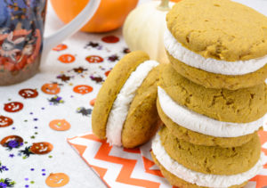 Allergy friendly pumpkin whoopie pies recipe