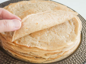 Basic Crepe Batter recipe