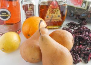 Allergen free crepes belle Helene recipe