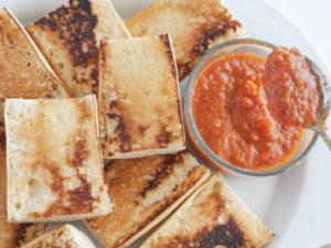 Allergen free tomato bread recipe