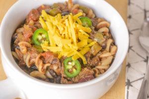 best gluten free vegan chili mac