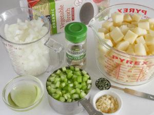 Allergy Friendly Potato Soup Recipe