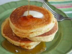 Allergen Free Acorn Squash Pancakes