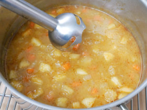 Acorn Soup Puree Mix