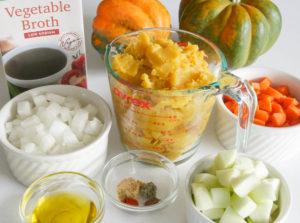 Allergen Free Acorn Squash Soup Recipe