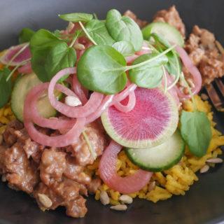 Thai Beef Bowl Recipe
