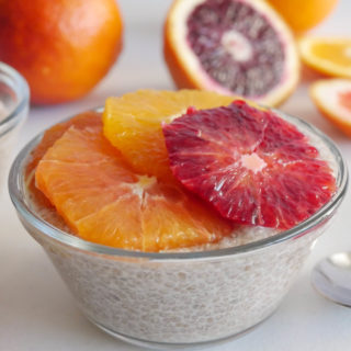Chia Pudding with Citrus Recipe
