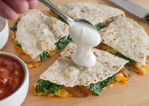 Allergy Friendly Quesadilla Recipes