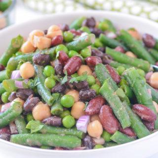 best four bean salad