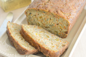 carrot zucchini bread recipe