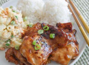 best teriyaki chicken plate lunch