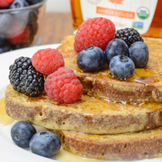 Allergy Friendly French Toast