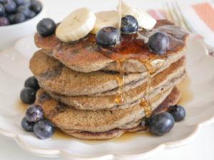 Buckwheat pancakes final